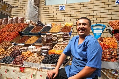 Восточный базар - торгуемся правильно