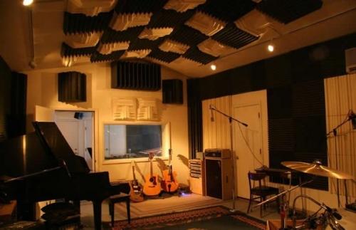 Акустическая изоляция студии