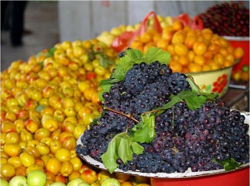 Овощные базары