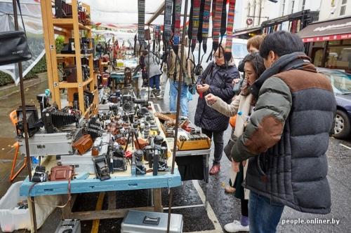 Бруклинский блошиный рынок