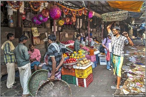 Воровской базар, Мумбай