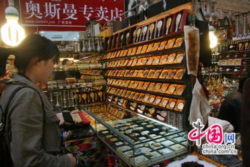 Торговое оборудование в Китае